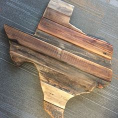 Representing my State #bynumcw #bynumcraftworks #texas #woodwork #etsyshop de tsbynum
