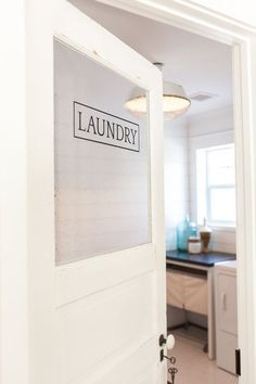 Eclectic Home Tour Rafterhouse Laundry Room Doorspantry