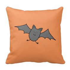 Browse our amazing and unique Halloween wedding gifts today. The happy couple will cherish a sentimental gift from Zazzle. Scary Halloween Images, Halloween Bats, Sentimental Gifts, Pikachu, Quote, Pillows, Cool Stuff, Fun, Quotation