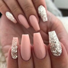 25 Nail Art Ideas and Trends to Try in 2020 | Page 2 of 2 | StayGlam Summery Nails, Neon Pink Nails, Nude Nails, Neon Nail Designs, White Tip Nails, Subtle Nails, Cherry Nails, Watermelon Nails, Heart Nail Art