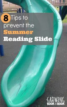 8 Tips to Prevent the Summer Reading Slide. These are fun ideas! from growingbookbybook. Summer Fun For Kids, Summer Slide, Summer Activities For Kids, Reading Activities, Reading Resources, Summer Ideas, Kids Fun, Teacher Resources, Vacation