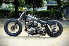 Harley Davidson Shovelhead 1969 By Indigo Custom Cycles