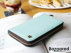 Smartphone Zip Wallet (Sky Blue)