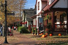 Biltmore Village in Asheville, NC