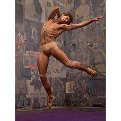 Sergei Polunin, 2016 Photographed by Thomas Whiteside  #Dance #SergeiPolunin #Ballet