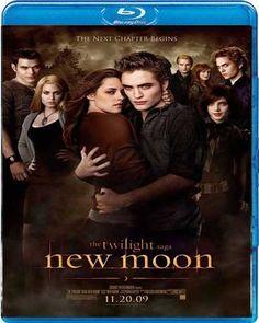 The Twilight Saga New Moon 2009 Dual Audio English-Hindi 720p