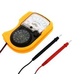 Prezzi e Sconti: #Qq2.0 ac dc voltage current resistance analog Instock  ad Euro 7.20 in #Colormix #Measurementanalysis