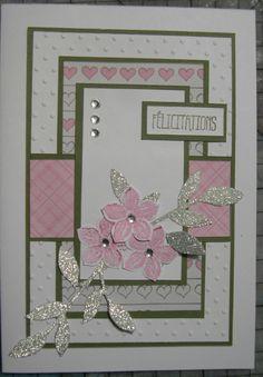 carte de félicitations mariage
