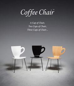 #coffee #chair