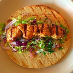 Grilled Chicken Pita #eatguidenapa #visitnapavalley #donapa #lunch #pita #bottlerocknapa by tarlagrill