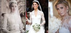 ivanka trump wedding dress - Google Search