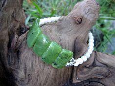British Columbia Jade Bracelet by SmithNJewels on Etsy