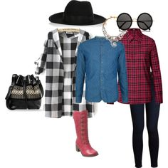 """Layer It On"" by sheryl-slack-bessinger on Polyvore"