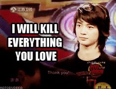 Minho from SHINee - bigbang comedy mblaq shinee cute funny macros - Asianfanfics