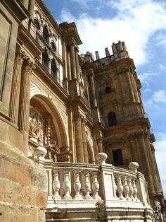 Malaga Am Meer, Malaga, Notre Dame, Barcelona Cathedral, Louvre, Building, Travel, Cordoba, Andalusia