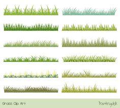 Grass border clip art google search borders for Lawn divider