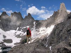 cirque of the towers deep lake a select guide to the wind rivers best rock climbing
