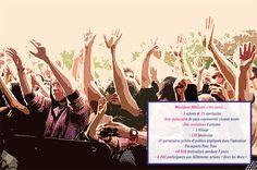 festival Musiques métisses. Du 6 au 8 juin 2014 à Angoulême.