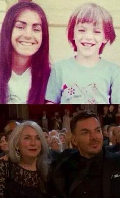 Mama Leto and Shannon Thirty Seconds, 30 Seconds, Music Is My Escape, Life On Mars, Shannon Leto, Celebs, Celebrities, Jared Leto, Celebrity Crush