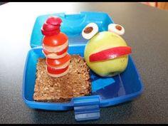 ▶ Selbstgemacht: Kreative Snacks für die Lunchbox - YouTube