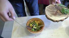 "Piet Patron - Wouter Van Der Vieren prepares ""Salad is not a salad"" at Likoké in France"