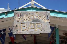 White Bay, Jost Van Dyke, BVI... probably our favorite honeymoon adventure