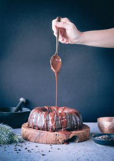 Vegan Rooibos Chai Chocolate Cake – Culinary Cartel Gooey Chocolate Cake, Gluten Free Chocolate Cake, Rooibos Chai, Coconut Sugar, Vegan Gluten Free, Quinoa, Sugar Free, Sweets, Gummi Candy