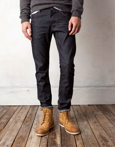 Very nice.  Skinny Fit Jeans by Pull & Bear