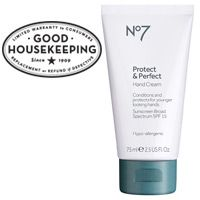 Boots No7 Protect and Perfect Hand Cream SPF 15