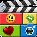 Download Video Collage Maker:  Video Collage Maker V 21.4 for Android 3.0+ Selected as Best App of 2014 by Google ! Select photos to create a beautiful short video collage (grid of photos). Video or Photo Save either photo collage or video collageEasy to use. Fast and Intuitive Customization:Sound tracksSlideshow...  #Apps #androidgame ##Scoompa  ##Photography