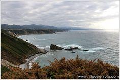 Cabo Vídio en Cudillero, Asturias http://www.miguelenruta.com/2015/02/Turismo-Asturias-Tapia-de-Casariego-Cudillero.html #viajar #paisajes #naturaleza
