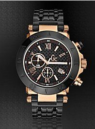 Men's Gc Collection Watches: Shop Luxurious Swiss Made Gc Watches | GUESS