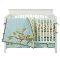 crib - love the quilt and bedding really