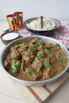 Lamb Curry / Caril de borrego