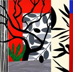 Agave Americana by Bruce McLean,  Silk Screen