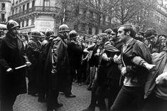 1968+májusának+50.+évfordulójára+a+párizsi+Cinémathéque+keresi+azokat+a+filmeket,+amelyeket+az+akkori+eseményekről+készítettek+profik+és+amatőrök.+Így+találták+meg+a+Rendőri+erőszak+címűt,+amelyet+már+digitalizáltak+is+–+írja+a+Le+Figaro.  A+7+perces+fekete-fehér+filmet…