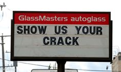 Show Us Your Crack!
