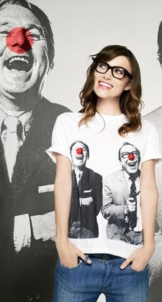 Keira Knightley | AW SHE'S SO NERDY AND CUTE