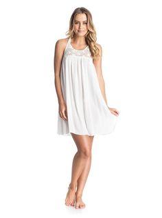 roxy, Sand Dollar Dress, egret (wbs0)