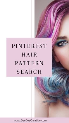 Find Your Perfect Hairstyle With Hair Pattern Search. Wanting to find a new hairstyle for that all-important date or event? Then you need to try out the new Hair Pattern feature on Pinterest. The new hair pattern search feature allows users to narrow down their search for hairstyles and hair colours by specifying their hair texture or hair type. Learn how to use this new feature to your advantage. Boss Lady, Girl Boss, Hair Patterns, Pinterest Hair, Important Dates, Textured Hair, Hair Type, Perfect Hairstyle, New Hair