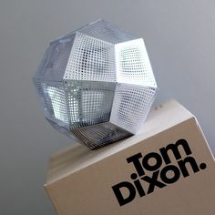 Etch Shade by Tom Dixon