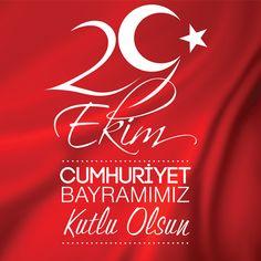 Cumhuriyetimizin 92. yılı ve Cumhuriyet Bayramımız kutlu olsun. #Cumhuriyet #29Ekim #Cumhuriyetin92Yılı
