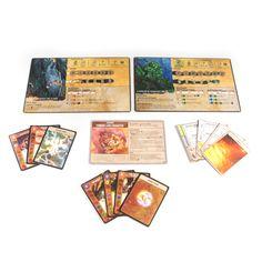 Spirit Island Errata Pack Tabletop Board Games, Packing, Spirit, Island, Prints, Free, Bag Packaging, Islands