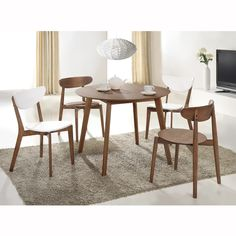 Hawthorne 42-Inch Round Dining Sets | Dining Room Furniture