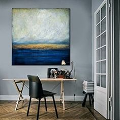 Large Oil Painting Original Canvas Black Painting Gray Painting Contemporary Art Acrylic Painting On Canvas Wall Painting For Living Room Original art Abstact Painting Acrylic painting Abstract. Galaxy Painting, Acrylic Painting Canvas, Painting Abstract, Black Painting, Acrylic Art, Painting Walls, Large Painting, Art Gris, Grey Art