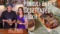 Péksuli EXTRA: Gesztenyés babka | Mindmegette.hu Caramel Apples, Desserts, Food, Tailgate Desserts, Meal, Dessert, Eten, Caramel Apple, Meals
