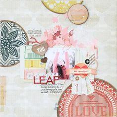 Leaf layout by michikok