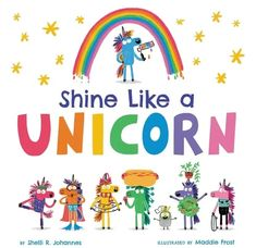 This hilarious picture book about how to be a unicorn is laugh-out-loud funny and will encourage readers to embrace their own unique and glorious selves! Perfect for fans of How to Catch a Unicorn, Thelma the Unicorn, and Not Quite Narwhal. Dog Books, Animal Books, National Book Store, Crazy Names, Unicorn Wedding, Elephant Book, Funny Pictures, Cool Pictures, Used Books