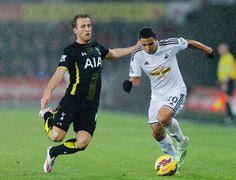 Swansea City 1-2 Tottenham Hotspur: Montero takes on Harry Kane