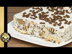 Γρήγορο και πεντανόστιμο Σοκολατένιο Γκοφρετογλυκο - ΧΡΥΣΕΣ ΣΥΝΤΑΓΕΣ - YouTube Tiramisu, Sweets, Cake, Ethnic Recipes, Desserts, Food, Youtube, Tailgate Desserts, Deserts